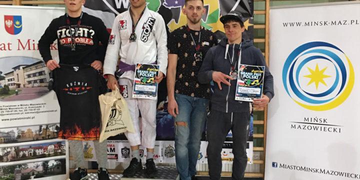 5 Grand Prix Polski w Brazylijskim Jiu Jitsu 2018
