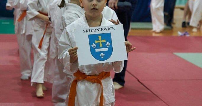 Turniej karate w Rawie Mazowieckiej
