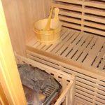 Academia Gorila Skierniewice - sala treningowa - sauna