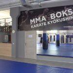 Academia Gorila Skierniewice - sala treningowa - karate kyokushin, mma