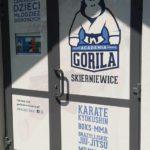 Gorila Skierniewice - sala treningowa karate kyokushin