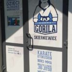 Gorila Skierniewice - sala treningowa karate kyokushin, kickboxing