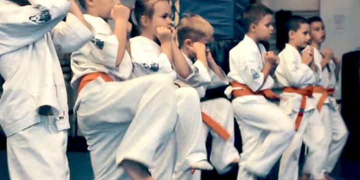 Treningi karate dla dzieci 5-9 lat