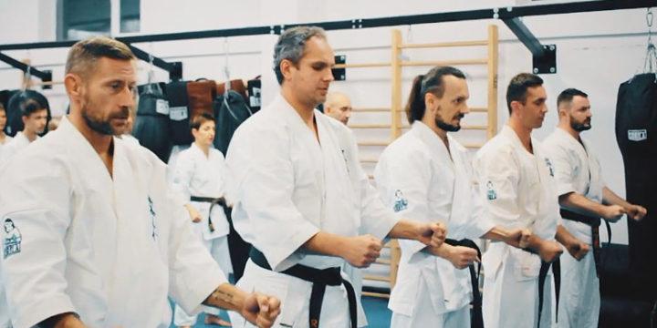 Treningi karate – młodzież i dorośli