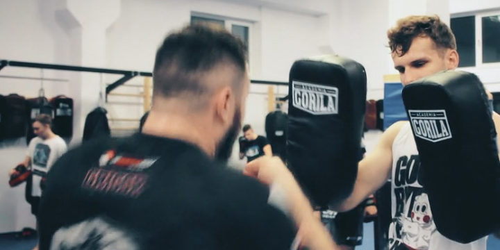 Treningi kickboxingu