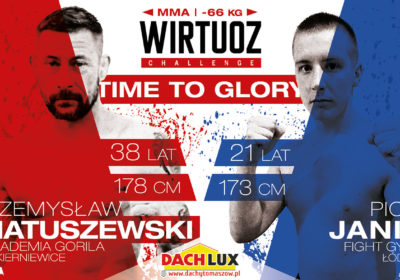 Gala Wirtuoz Challenge V Time To Glory