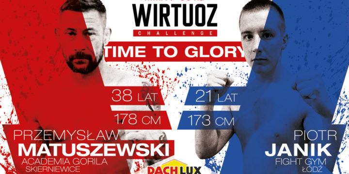 Gala Wirtuoz Challenge V Time To Glory