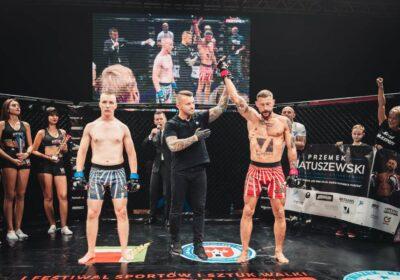 Kolejny wygrany pojedynek Przemka Matuszewskiego