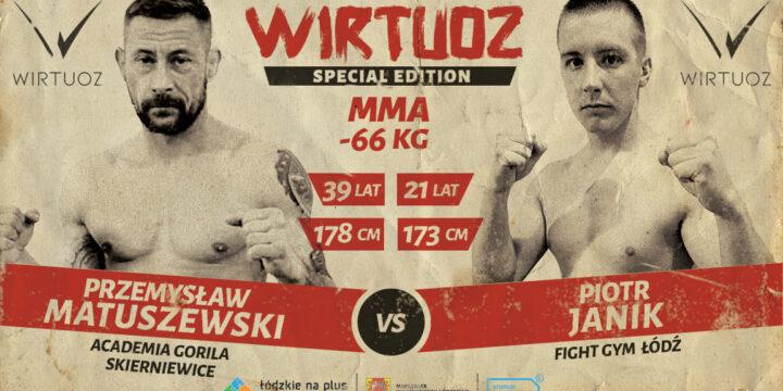 Wirtuoz Challenge, gala sportów walki 9.10.2020 r.
